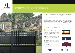 Catalogue Portails