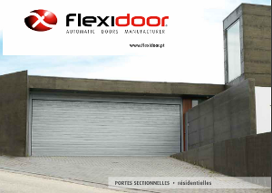 Catalogue Flexidoor Porte sectionnelle
